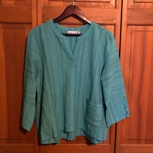 Habitat Clothes to Live in top size L